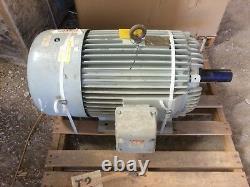 100hp 1800rpm Toshiba B1004flf3bshd01 100 HP Electric Motor 1775 RPM 405t