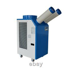 1 PC Industrial Air Conditioner 220V Electric 2T Industrial Conditioner US Stock