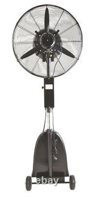 26 High-Velocity Outdoor indoor Misting Fan Industrial Coolling Equipment 110V