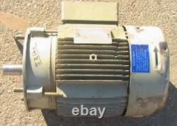 2HP 1160 RPM 3-Phase C-Face TEFC vacuum Pump motor 1160