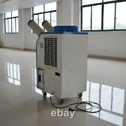 2T Ton Industrial Portable Spot Cooler Air Conditioner 18,766 BTU