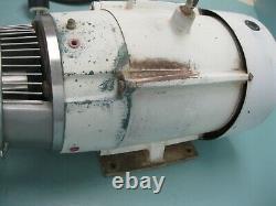 2-1/2 x 1-1/2 Top Line Top-Flo C216MD-21TC Centrifugal Pump 7.5 HP Z11 (2468)
