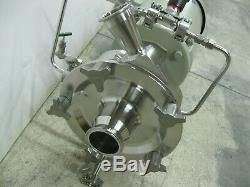 2-1/2 x 2 Fristam FPX742-175 Centrifugal Pump Baldor 10 HP Motor Z18 (2557)