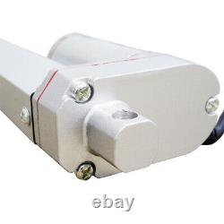 2 Set 16 Linear Actuator 330lbs Motor With Remote for Electric Medical Industrial