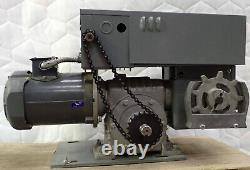 ABGL-50 INDUSTRIAL DUTY COMMERCIAL DOOR OPERATOR 460V 3PH with G507 MOTOR NOS
