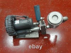 Ametek 510895 Motor 2.3//4HP 7.4/3.7A 10/5A 1902-208/380-416V 50/60HZ FR. 145TCZ