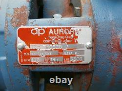 Aurora 08-1746528-2 Centrifugal Pump with Weg 01036ES3E215JM, 10(7.5) HP Motor