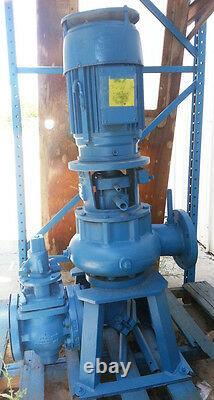 Aurora Centrifugal Pump 664A 380GPM 1175RPM 20 Head Feet