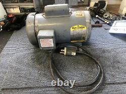 BALDOR ELECTRIC L3504M Industrial Motor RPM 1,725 1/2 HP General Purpose
