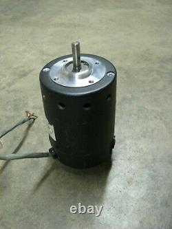 BALDOR Industrial Electric Motor 10,000 rpm 1/2 hp 115 Volt AC 1 phase 26445A