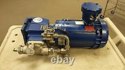 BRAN LUEBBE SPX MD2 00S28/1 Metering Pump with Marathon Motor FOB 56T1G5315D P