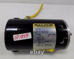 Baldor. 4hp 13500rpm Industrial Electric Motor 2318d / 23a451z202