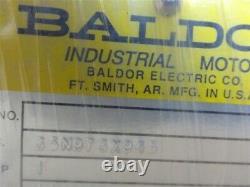 Baldor CL3510-TANG Industrial Electric Motor 1HP 1725RPM 1PH 115/230v