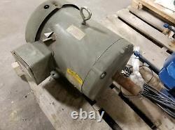 Baldor EM3710T 3 Phase 7.5HP Industrial Electric Motor 1770 RPM