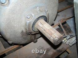 Baldor M2394t 15hp 3525rpm Industrial Electric Motor
