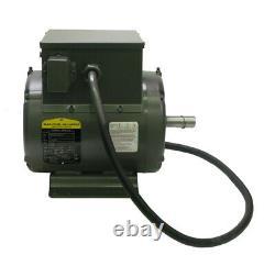 Baldor Reliancer 1hp Industrial Electric Motor115/230 Volt BALDOR-37138