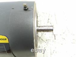 Baldor VM3556T Electric Industrial Motor 1HP 1140RPM 460V 3PH 145TC Fr 7/8Sh