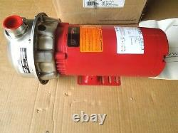 Bell Gossett 3530 Series Pump 3021T1AM053 Liquid Transfer, 5 HP Motor 720WH