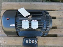 Bosch/Rexroth/Baldor Super-E 30HP 1475/1775rpm Industrial Electric Motor