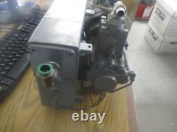Busch RA 0016 B 503/AGZZ Single Stage Rotary Pump with Katt FN80-4 Motor
