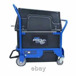 DYNAVAC Pro 2000 by Onfloor Industrial Sealed Concrete Vacuum Cleaner. Electr