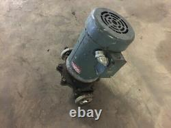 Deanline 3/4 SS inline pump RDL-075-5A pumphead with2HP 3/60230-460v motor