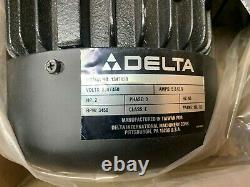 Delta 2 hp electric motor