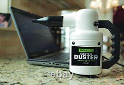 ELECTRIC HANDHELD DUSTER Cleaner Vacuum Blower Computer Dust Air Keyboard Laptop