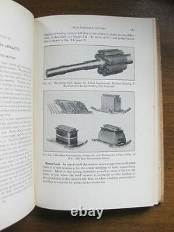 ELECTRIC MOTORS IN INDUSTRY by Shoults Rife Johnson 1942 1st HCDJ Machines