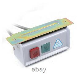 Electric Brushless Servo Motor For Industrial Sewing Machine With Clutch Motor