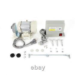 Electric Brushless Servo Motor Split Motor 600W for Industrial Sewing Machine