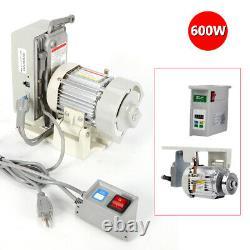Electric Brushless Servo Motor Split Motor for Industrial Sewing Machine TOP