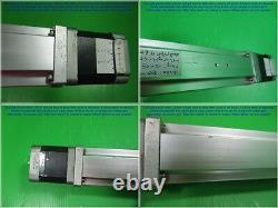 Electric Rod actuator with 2 ph motor, Ball pitch 6/ Store 100mm, as photo