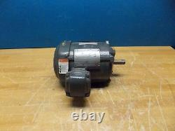 Emerson Industrial Electric Motor 1.5 HP 1740 RPM 230/460 Volts Model #AB95