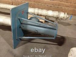 Fairbanks Morse vertical turbine pump 11M 7000, 50 Hp Motor, Nijhuis, Pentair