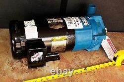 Finish Thompson Non-Metallic Magnetic Sealless Centrifugal Pump KC11