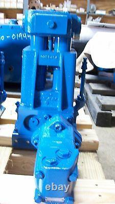 Fmc / Bean Pump Model # E0413c With Hydraulic Motor New