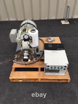 Fristam 40 HP SS Sanitary Centrifugal Pump with Allen-Bradley PowerFlex 400 VFD