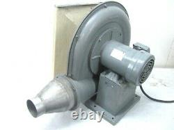 Fuji Electric motor Co Turbo Blow VCT243B 0.75 Kw 1 HP 200V 3-phase 25m3/min