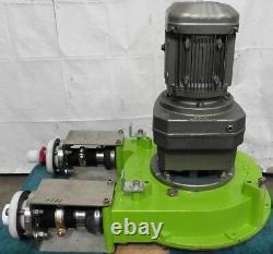 G149572 Albin Pump ALH 32-40 Peristaltic Pump with1.5 Hp Motor