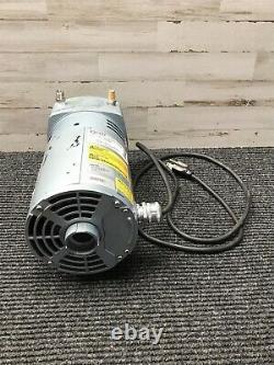 Gast 0523-101Q-G588GHDX Rotary Vane Vacuum Pump. GE Motor 5KH140DFK19X