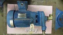 Ge Ingersoll Dresser Pumps 1.5x1x5 2000 3 Phase Ac Motor 230/460 5ke145sc105