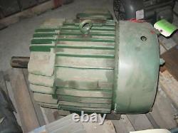 General Electric Industrial Motor 324T Frame 40 HP 1775 RPM GE