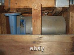 Goulds 3656M Centrifugal Pump (13BF12635A) with25 HP Motor New Surplus