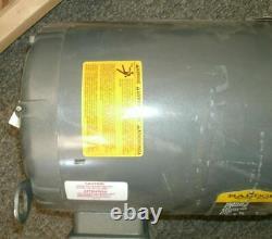 Goulds Pump ITT G & L Series SSH & Baldor Industrial Motor HP 7.5