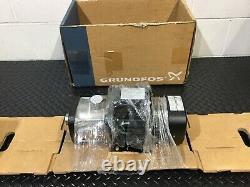Grundfos Cm3-5 A-r-i-e-aqqej-a-a-n Stainless Horizontal Centrifugal Pump 1.4hp