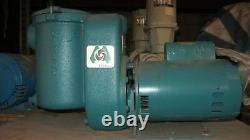 ITT-Marlow H Series Industrial Pump Model 2AF24ECD-3 Motor Centurion 1HP