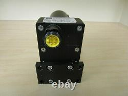 Industrial Devices Corp Electric Cylinder Motor Model NS23V10513-6-MF3FT1