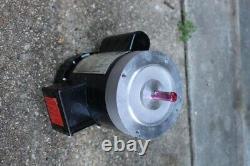 Industrial Duty Fractional Motor Worldwide Electric T12-18-56CB, 1/2HP NOS singl