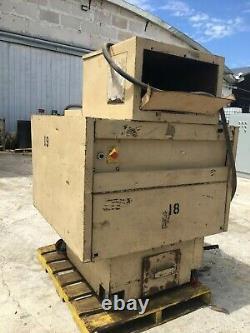 Industrial Plastic Granulator with Allen Bradley Electric Motor 25 HP